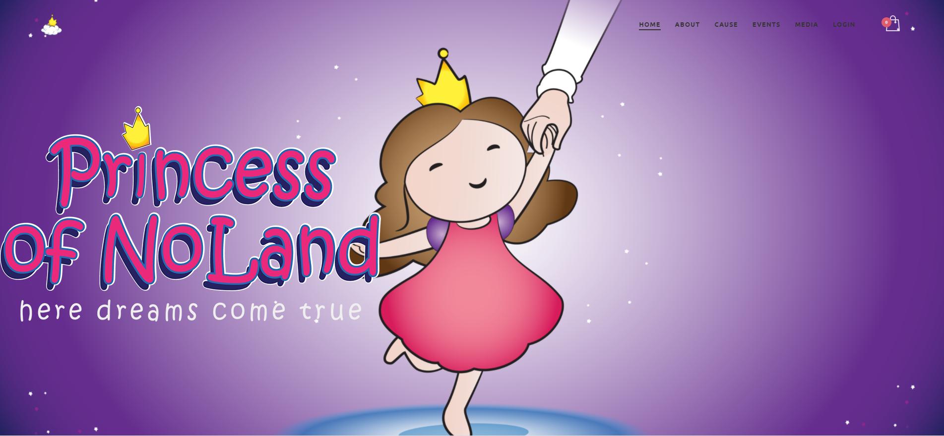 client website princess of noland